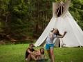 Letní indiánský tábor