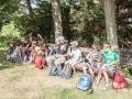 Letní indiánský tábor 2015