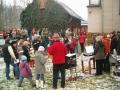 Davelské vánoční zpívání u Ježdíků